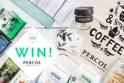 Win 1 of 3 Percol + Photo Boards Prize Packages