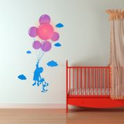 Balloon Wall Light and Sticker - save 85%