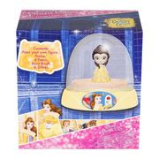 Beauty & the Beast Belle Paint Your Own Glitter Dome