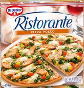 Ristorante Pizza Pollo 79p Only at Co-Op Instore