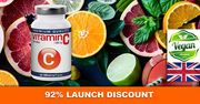 7 Month Supply of High Strength Vitamin C Tablets