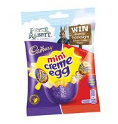Creme Egg Minis 89g (Box of 22) - Now £10 - Was £31.24 at Cadbury Gifts Direct