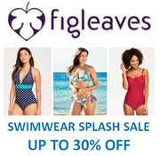 Swimwear Splash SALE - up to 30% off at FIGLEAVES