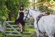 Win a Photoshoot for You and Your Horse