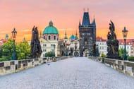 6nt Prague and Vienna Twin Centre Escape W/ Train Transfer