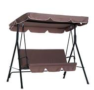 3-Seater Garden Swing Chair