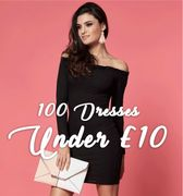 Dresses under £10 at Select