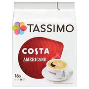 Cheap Tassimo Pods - Costa Americano (5 Packs)