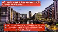 4* Leeds Break & Emmerdale Studio Experience for Two