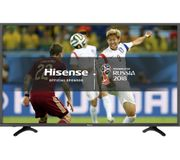 "HISENSE 49"" Smart 4K Ultra HD HDR LED TV"