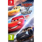 Cheapest Price! CARS 3: DRIVEN to WIN Nintendo Switch £19.95