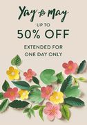 50% off Joules
