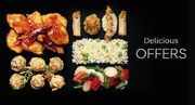 M&S Chinese Meal Deal from 9th May - Includes Two Mains and Two Sides
