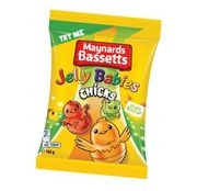 JELLY BABIES CHICKS BAG 165g