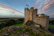 Win a 2-Night Stay at Spectacular Roch Castle