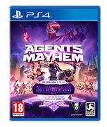 Agents of Mayhem: Day One Edition (PS4) £4.99 at Amazon - Prime Exclusive