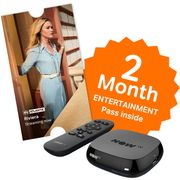 Now TV HD Box with 2 Month Entertainment Pass