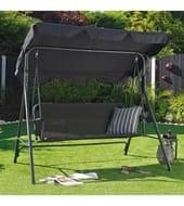 2 & 3 Seater Garden Swing £59.99 & £64.99