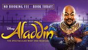 Great Value Tickets on Aladdin at ATG Tickets