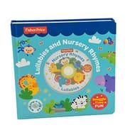 Fisher Price Lullabies & Nursery Rhymes with CD