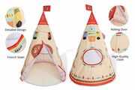 Kids Colourful Teepee Tent £4.99 P&P