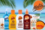 Malibu Sun Family Holiday Pack - 6 Skincare Products! £3.99 P&P