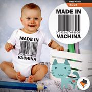 Baby Grow Made in Vachina
