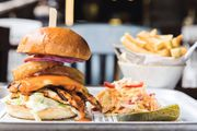 Two Burgers for £12 from Handmade Burger Co (02 Members Only)