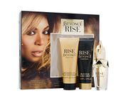 Beyonce Rise Gift Set Contains EDP 30 ml/Shower Gel 75 Ml and Body Lotion 75 Ml