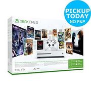Xbox One S 1TB Console with Game Pass and Xbox Live Bundle. from Argos/ebay