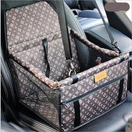 Pet Dog Car Seat Booster Carrier