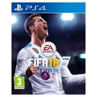 Fifa 18 Standard Edition - Ps4/X-Box1
