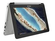 ASUS 10.1-Inch Touchscreen Chromebook Flip