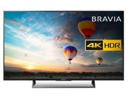 Sony Bravia LED HDR 4K Ultra HD Smart Android TV, 49""