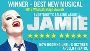 London Stay, Breakfast & Everybody's Talking about Jamie