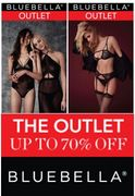 Pretty Lingerie - 70% off at the Bluebella Outlet