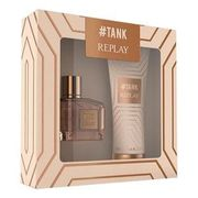 Replay #Tank for Her 30ml Eau De Toilette Gift Set