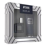 Replay #Tank for Him 30ml Eau De Toilette Gift Set