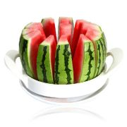 21cm Stainless Steel Melon Watermelon Cantaloupe Slicer Cutter