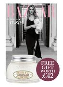 Free L'Occitane Gift worth £42 with Subscription to Harper's Bazaar