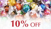 10% off Lindt Pick and Mix