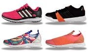 Womens Adidas Originals & Adidas Performance Trainers from Only £24.99 Free P&P