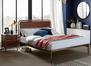 Calvert Copper Metal Bed Frame with Head Board by Dreams