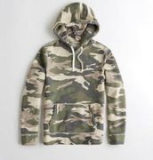 Hollister Feel Good Fleece Hoodie Only £8.70. Free Delivery on All Orders