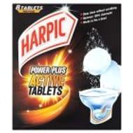 Harpic Powerplus Toilet Tablets X8