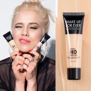 FREE Make up for Ever Ultra HD Foundation Samples