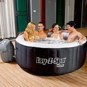 Great Deal on Lay-Z-Spa Miami Inflatable Hot Tub Only for £255