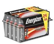 Big Deal on Energizer AA Alkaline Power Batteries - 24 Pack