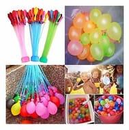 111pcs Fast Fill Magic Water Balloons