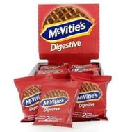 Mcvitie's Digestives Milk Chocolate 24 X 33.3g